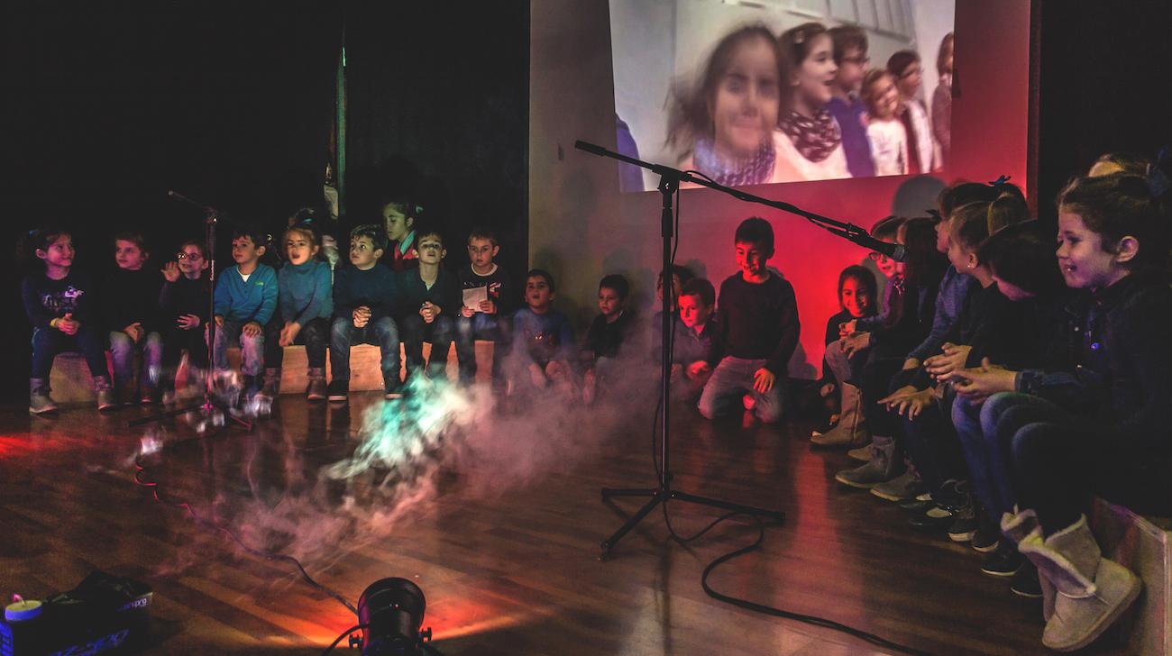 Concierto de canciones en inglés en Churriana