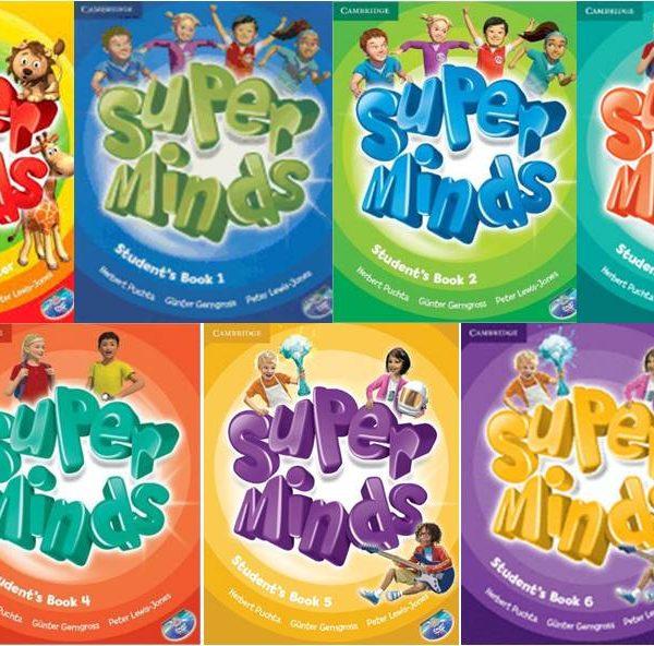 Libro de Inglés para niños en Málaga