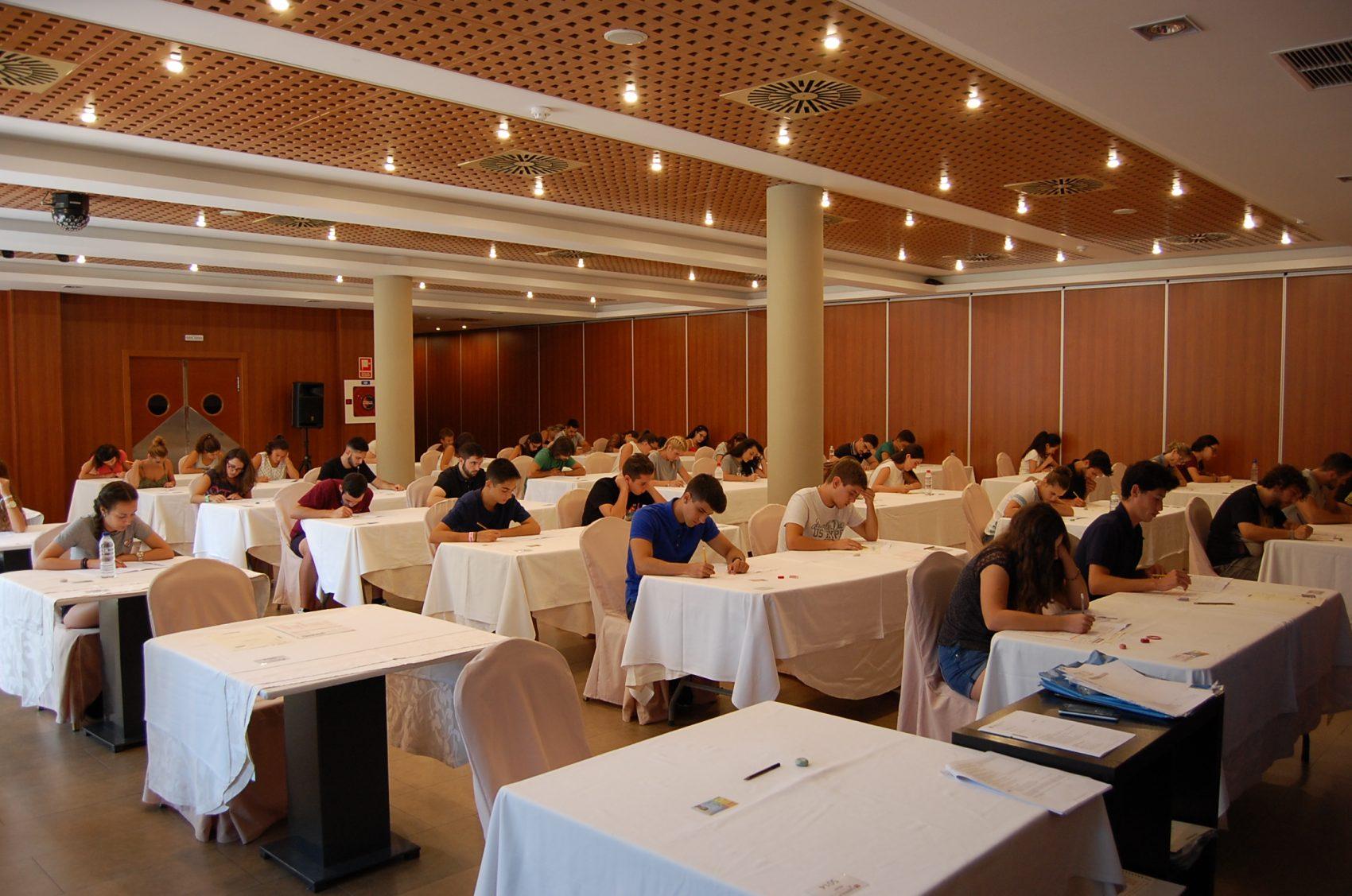 Examen Cambridge PET B1 Málaga